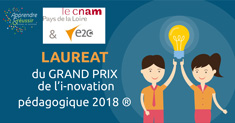 Grand prix de l'innovation pédago 2018