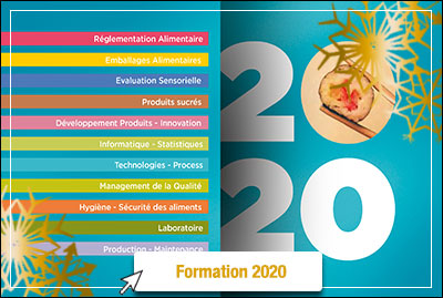 Vos formations agroalimentaires
