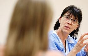 Je suis plus proche de mes patients grâce à l'hypnos