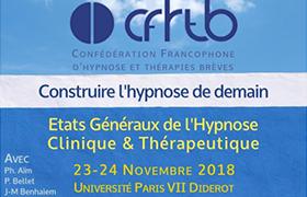 Etats Généraux de l'Hypnose Clinique et Thérapeutique