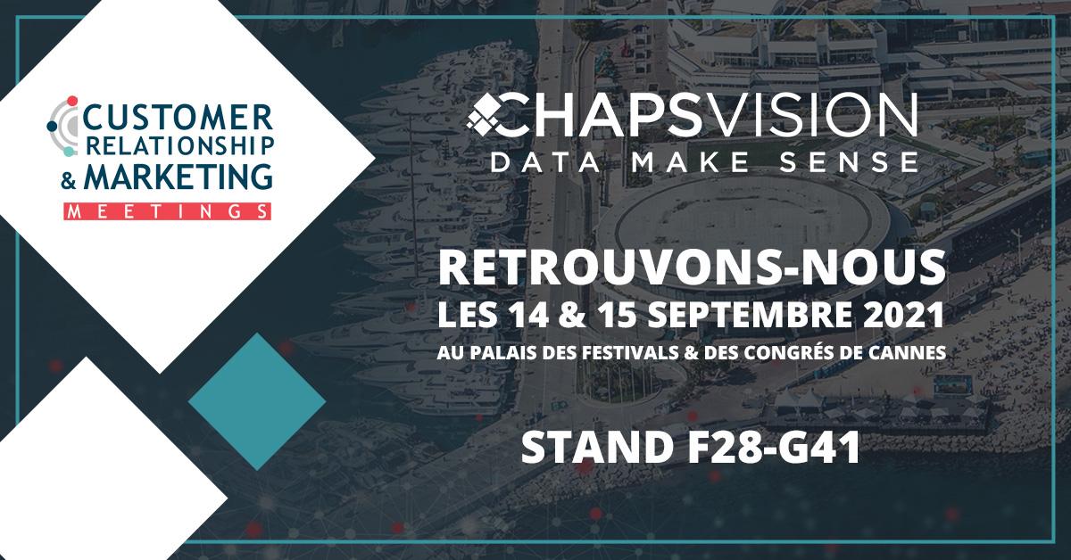 ChapsVision participe au CRMM 2021