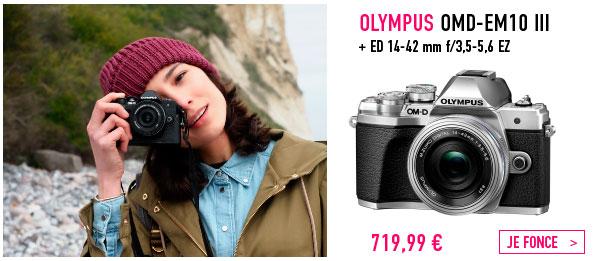 Olympus OMD-EM10 III