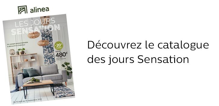 Catalogue Les Jours Sensation