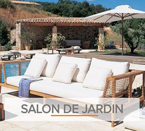 Salon de Jardin- Côté Maison Intérieur