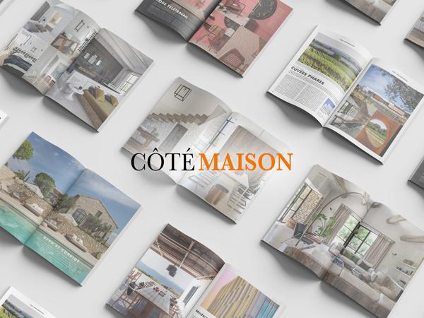 Côté Maison magazines